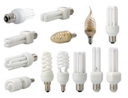 Энергосберегающие (люминесцентные) лампы
