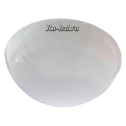 """светильники ecola gx70 практичные для функционального точечного освещения в помещениях разного типа Ecola Light GX70 LED ДПП 03-60-4 светильник """"Сириус"""" Круг накладной IP65 1*GX70 матовый белый 220х220х100"""