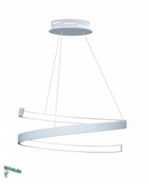 Накладная светодиодная люстра для людей, которые ценят эстетику в интерьере Люстра TLES1-40-01/W/3000К