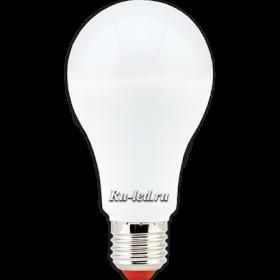 Светодиодные лампы 15 ватт сохранит ваши деньги время и даже здоровье Ecola classic LED 15,0W A65 220-240V E27 4000K (композит) 130x66