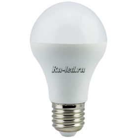 купить светодиодные лампы 220 в, которые отличаются высоким качеством и доступны к продаже по минимальной цене Ecola classic LED Premium 12,0W A60 220-240V E27 2700K (композит) 106x60