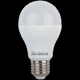 лампа светодиодная 10вт - это не роскошь, а необходимая вещь для каждого человека Ecola classic LED 10,2W A60 220-240V E27 2700K (композит) 110x60
