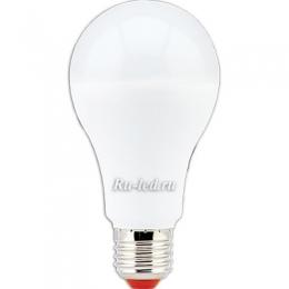 лампа светодиодная 220, в сочетании с низкой ценой, делают ее выгодной и экономичной Ecola classic LED Premium 17,0W A65 220-240V E27 2700K (композит) 128x65