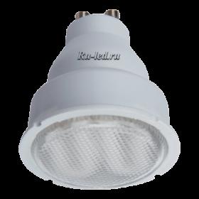 лампочка цоколь gu10 купить как значительную экономию электроэнергии Ecola Reflector GU10 7W 220V 4000K 58x50