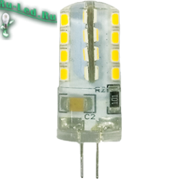 Ecola Light G4  LED  3,0W Corn Micro 220V 4200K 45x16