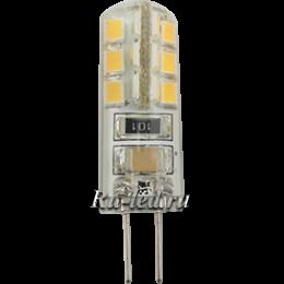купить светодиодные лампы g4, чтобы вы могли сделать свой дом уютным и сэкономить деньги Ecola G4 LED 3,0W Corn Micro 220V 6400K 320° 38x11