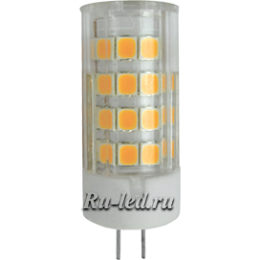 лампа g4 цена поможет вам в создании самых необычных интерьеров Ecola G4 LED Premium 4,0W Corn Micro 220V 2800K 320° 55x16