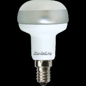Лампа зеркальная r50 купить дешево в интернете в москве Ecola Reflector R50 7W DER/R50C 220V E14 4000K (R50) 85х50