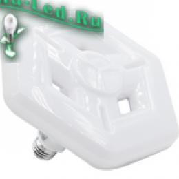 Это не только самая мощная лампа, но и настоящий подарок для глаз Ecola High Power LED Premium 27W 220V Руль (6 гр.) E27 2700K 167х151x97mm