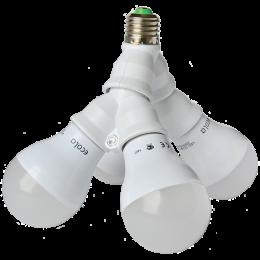 самые мощные светодиодные лампы е27 гарантированно привлекут ваше внимание Ecola High Power LED Premium 48W 220V 270° E27 4000K (комплект) 160х215mm