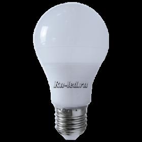 светодиодные лампы для дома с цоколем е27 заменят неэкономные лампы накаливания и сократят ваши расходы на оплату электроэнергии Ecola classic LED Premium 9,2W A60 220V E27 4000K 360° (композит) 111x60