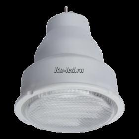 лампа gu 5.3 220  Ecola MR16 7W Luxer 220V GU5.3 4000K 59x50