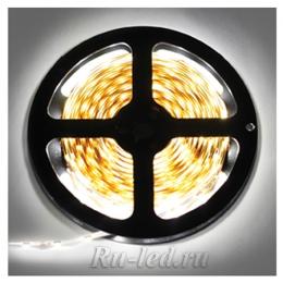 светодиодная лента 12 Вт станет вашим надежным помощником при создании эффектного и полноценного освещения дома Ecola LED strip PRO 19W/m 12V IP20 10mm 60Led/m 6000K 20Lm/LED 1200Lm/m светодиодная лента на катушке 5м