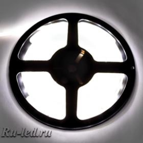 Ecola LED strip STD  4,8W/m 24V IP20   8mm  60Led/m 4200K 4Lm/LED 240Lm/m светодиодная лента на катушке 5м.