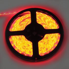 P5LR05ESB светодиодные ленты влагозащищенные ecola led strip pro 4,8w/m 12v ip65 8mm 60led/m red