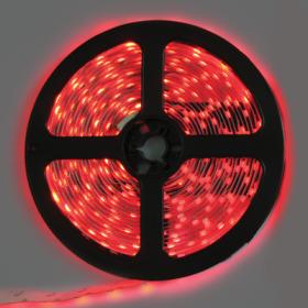 S2LR05ESB светодиодные ленты незащищенные ecola led strip std 4,8w/m 12v ip20 8mm 60led/m red