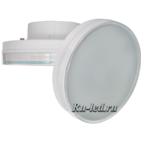 T7MV10ELC лампы - таблетка gx70 ecola gx70   led 10.0w tablet 220v 4200k матовое стекло 111х42