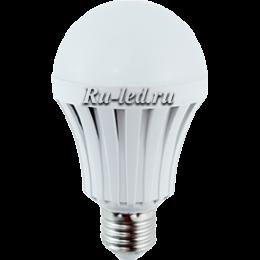 светодиодные лампы led 220в в 10 раз превышают показатели эффективности традиционных ламп накаливания Ecola Light classic LED Eco 12,5W A70 220V E27 2700K 120x70