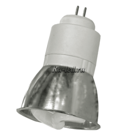 Цоколь лампы mr16 Ecola Light MR16 9W 220V GU5.3 2700K 82x52