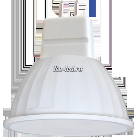 Лампочка Ecola MR16 LED Premium GU5.3 8W 220V 4200K прозрачное стекло M2TV80ELC