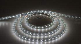 светодиодная лента 220в купить в москве мощность 14,4 Вт. 60 диодов на 1м. ЦВЕТ: Холодный белый