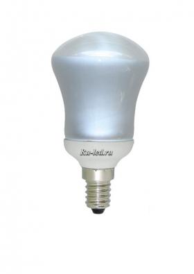 G4BV07ECC лампы - рефлекторы (груша) ecola reflector r50  7w eir/m 220v e14 4100k (r50) 91x50 увв