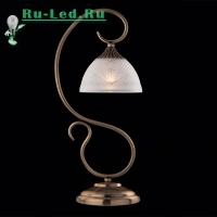 Настольная лампа 01001/1 античная бронза