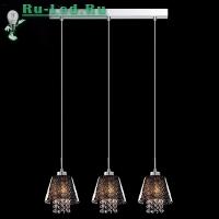 Потолочный светильник 1626/3 хром