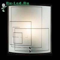 Настенный светильник 3749/1 хром