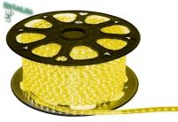 Ecola LED strip 220V STD 14,4W/m IP68 14x7 60Led/m Yellow желтая лента на катушке  50м.