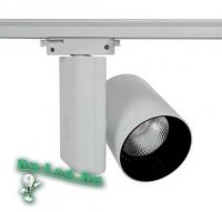 031-Тр-30W-4000K Светильник LED трековый однофазный белый