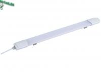 Ecola LED linear IP65 тонкий линейный светодиодный светильник (замена ЛПО) 20W 220V 2700K 650x60x30