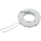 Ecola base GX70 патрон с проводами 2*15cm