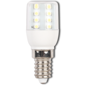 Ecola T25 LED Micro 1,1W E14 2700K 340° кукуруза (для холодил., шв. машинки и т.д.) 63x25 mm