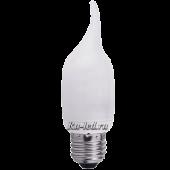 Ecola candle 11W EIC/D 220V E27 2700K свеча на ветру 127x38 УВВ