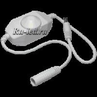 Ecola LED strip Dimmer 6A 72W 12V    на проводе с ручкой для управления