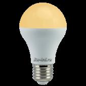 Ecola classic   LED Premium  9,3W A60 220-240V E27 золотистый (композит) 106x60