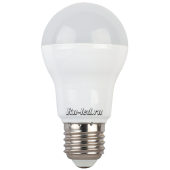 Ecola classic   LED  8,2W A55 220-240V E27 2700K (композит) 108x55