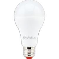 Ecola classic   LED Premium 17,0W A65 220-240V E27 2700K (композит) 128x65