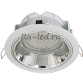 Ecola GX53 H2R Downlight with reflector_white (светильник)  58x125