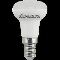 Ecola Reflector R39   LED  Premium  5,2W 220V E14 6500K (композит) 69x39