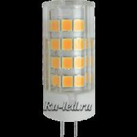 Ecola G4  LED Premium  4,0W Corn Micro 220V 2800K 320° 55x16