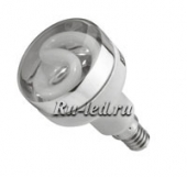 Ecola Reflector R50  7W 220V E14 4100K (R50) 91x50