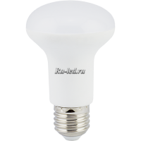 Ecola Reflector R50   LED Premium  7,0W  220V E14 2800K (композит) 87x50