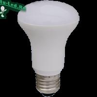 Ecola Reflector R63   LED Premium  8,0W  220V E27 6000K (композит) 102x63