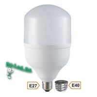 Ecola High Power LED Premium  40W 220V универс. E27/E40 (лампа) 4000K 220х120mm