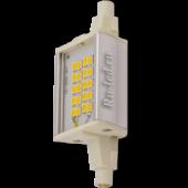Ecola Projector   LED Lamp  4,5W F78 220V R7s 4200K (алюм. радиатор) 78х20х32