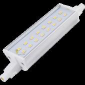 Ecola Projector LED Lamp Premium 8,7W F118 220V R7s 4200K/6500K (алюм. радиатор) 118х20х32
