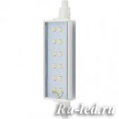 Ecola Projector   LED Lamp Premium 11,0W F118 220V R7s 6500K (алюм. радиатор) 118x20x32