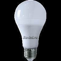 Ecola classic   LED Premium 20,0W A65 220-240V  E27 6500K (композит) 130x65
